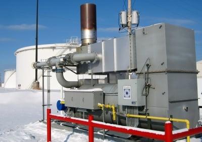 Thermal Oxidizer Environmental Remediation Intellishare